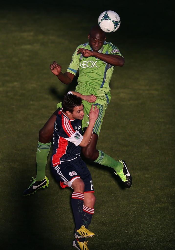 Seattle Sounders v New England Revolution ? FC Tucson Desert Diamond Cup