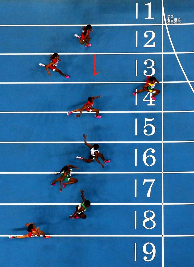 14th IAAF World Athletics Championships Moscow 2013 - Day Three