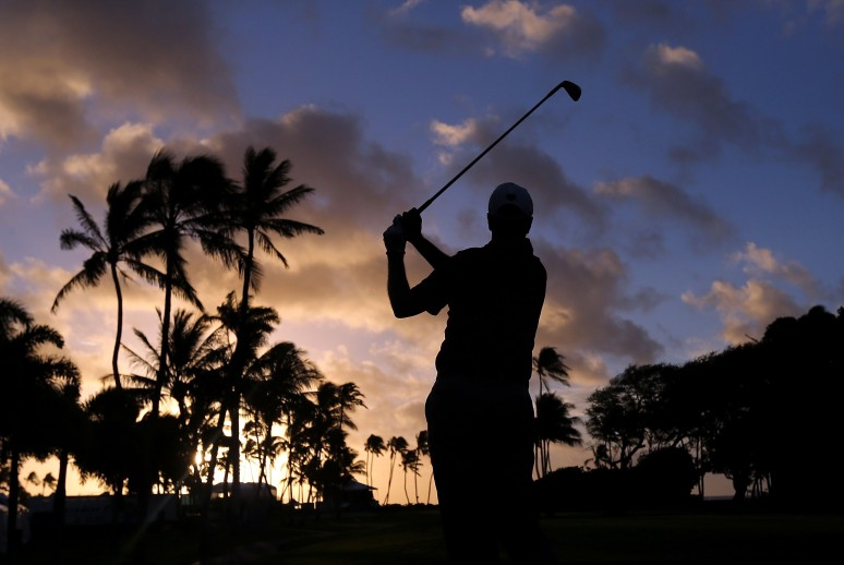Sony Open in Hawaii - First Round