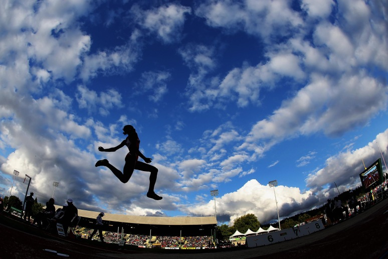 IAAF World Junior Championships - Day 2