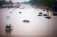 Monsoon flooding